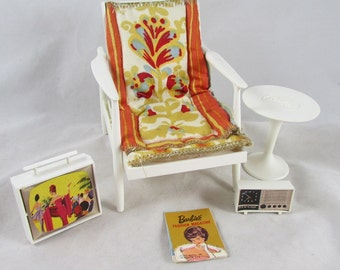 Vintage Barbie Furniture Etsy