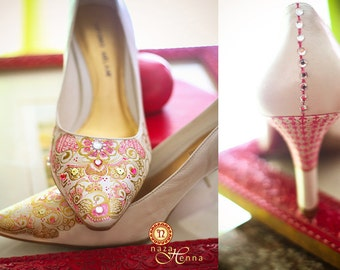 Henna Shoes