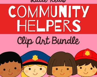 Community clipart | Etsy