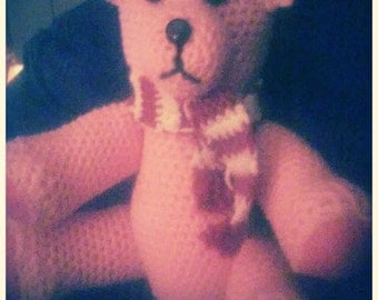 Candy Baby Bear (Pink)