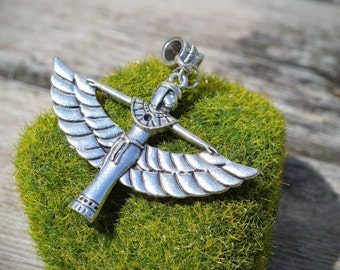Winged Isis Pendant