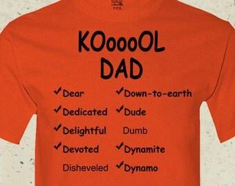Koool Dad T-shirt