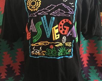 90s Las Vegas Graphic T-Shirt