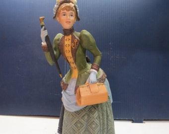 Avon Mrs Albee Award 1987 Presidents Club Figurine (No Box)