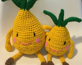 Penny and Peter Pineapple