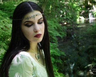 Alder circlet/necklace