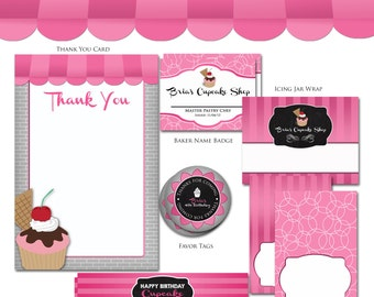 Cupcake Party Collection