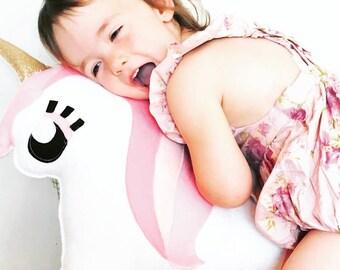 Light up Unicorn, kids room, girls room, gift for girls, kids room decor, nursery decor