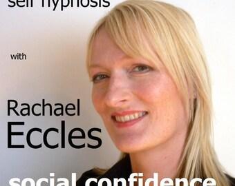 Social Confidence: Be confident socially Self Hypnosis, Hypnotherapy CD
