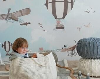 Large cotton cream basket | storing basket | nursery basket | large cream bag | crochet basket | toy storing | ecru basket | laundry basket
