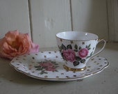 Vintage Teacup and Saucer...
