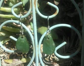 Big Sur Jade Earrings
