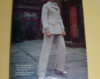 Vintage 1969 Fall & Winter Montgomery Wards Catalog