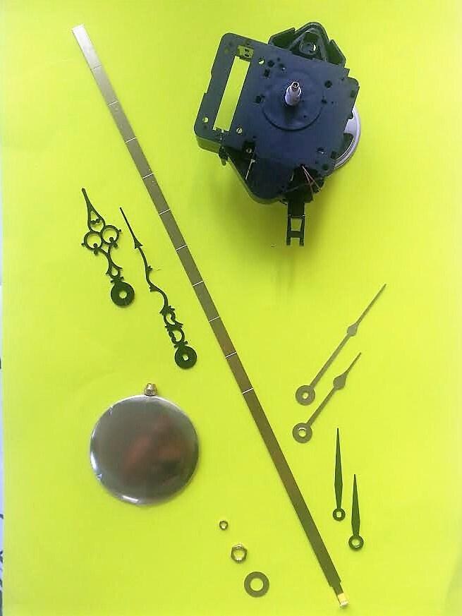 seiko pendulum wall clock instructions