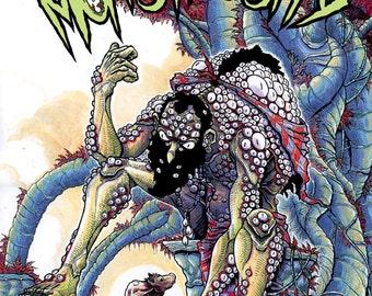 MONSTROSITY Vol.2 (Alterna Comics, 2015) Phil McClorey Brian Evinou Various Horror Science Fiction Anthology