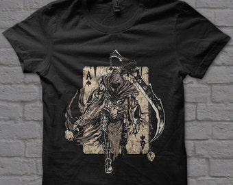The Ace Of Spades Warrior