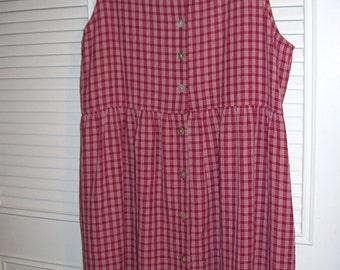 Prairie Dress, 12 Susan Bristol Maxi Prairie Dress For Spring Flings  Size 12