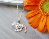 Sterling Silver Lion Necklace, Male Lion Necklace, Lion King, King of the Jungle, Big Cat, African Lion, Lion Jewelry, Wild Cat, Leo Jewelry