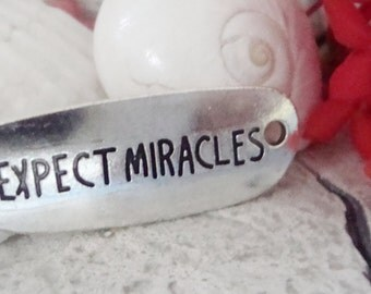 Miracles Bracelet Connector Charm
