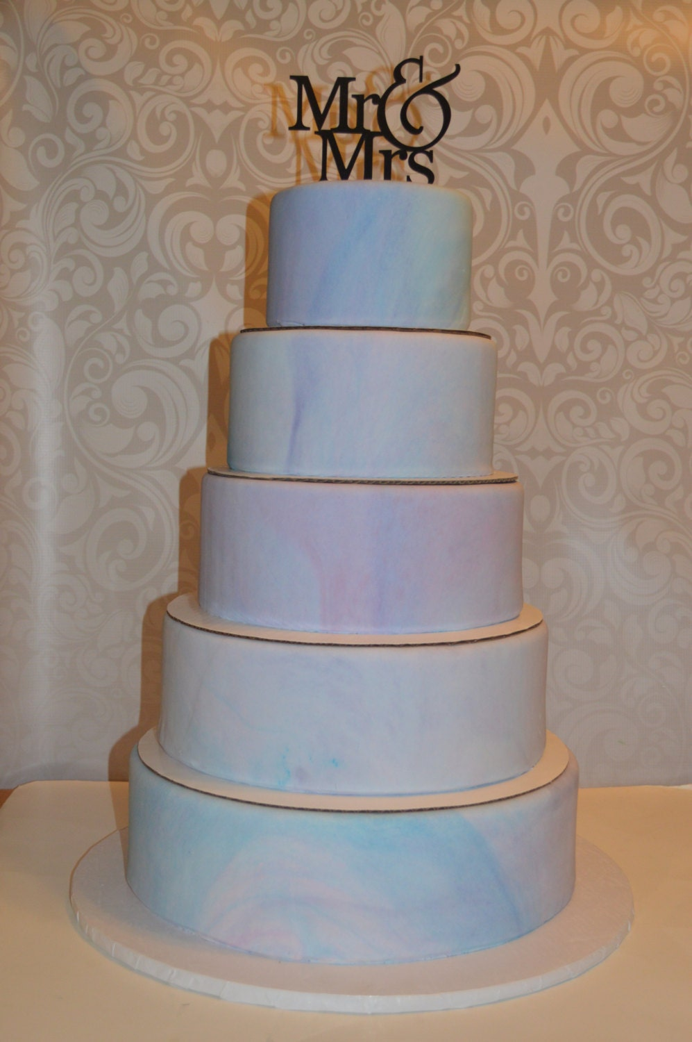 how to make fake wedding cake tiers 5 tier faux wedding cake faux wedding cake wedding 15931
