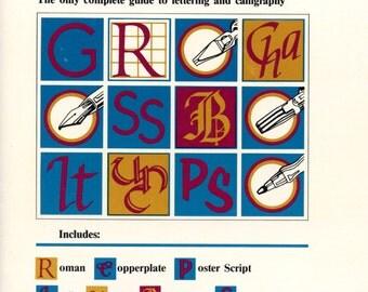 21st Edition Speedball Textbook (calligraphy) | Craft Book