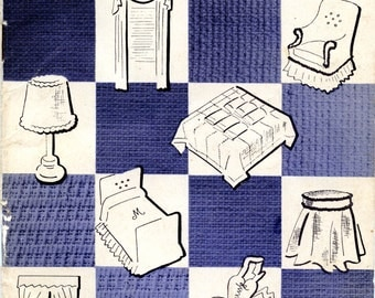 The Homemaker's Inspiration Book from the Itasca Weaver's Guild | Craft Ephemera