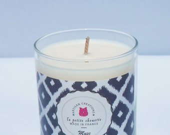 Candle scent musk 200 g