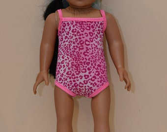 Bathing Suit or Leotard for 18 inch dolls