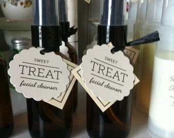 Sweet Treat All Natural Oil Facial Cleanser 4oz