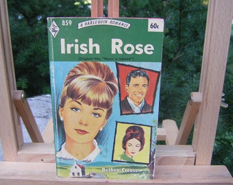 Irish Rose, By Bethea Creese, a 1964 Harlequin Romance Novel