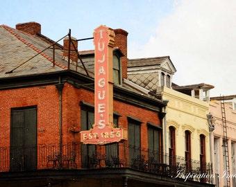 New Orleans Tajague's Restaurant