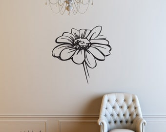 Nature Wall Decal Etsy - Wall decals nature and plants