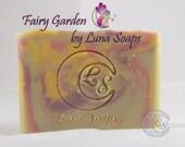 Fairy Garden Goat's Milk Silk  Soap