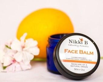 Nikki B Face Balm