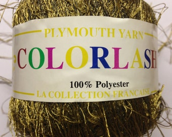 Plymouth Collection Francaise's Colorlash lightweight, eyelash novelty yarn (Fuschia)