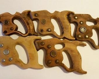 H. Disston & Sons/Disston Canada Antique Wood Saw Handles
