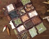ULTIMATE HUNTER™ Baby Rag Quilt - Exclusively from OCKBaby - Hunting Baby bedding, Fishing Baby Bedding, Deer Hunting - Camo baby blanket