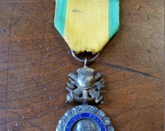 WW1 Medaille Militaire, French Gallantry Decoration