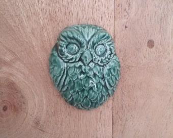 OWL, pendant to the wall. OWL wall hanger, ceramic, ceramics, Putoet, PutoetOrgnls