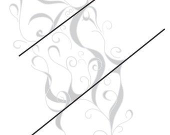Tea & Steam Hand Illustrated Poster