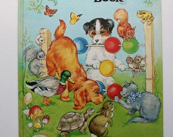My Animal Counting Book Rene Cloke 1983