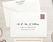 unique 6x9 envelopes related items etsy. Black Bedroom Furniture Sets. Home Design Ideas