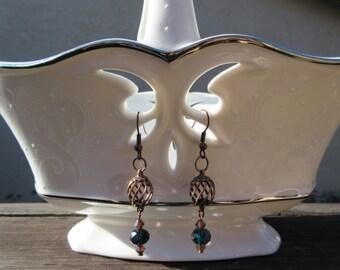 Copper Mountain Earrings
