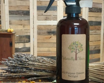 All-Purpose Cleaner - Naturally Clean - Green Cleaning Products