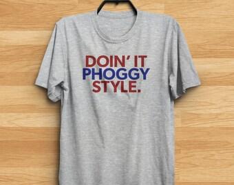 Doin' It Phoggy Style Kansas Basketball Shirt (KU); Allen Field House, Beware of the Phog!