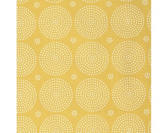 Eclipse in Goldenrod - Joel Dewberry fabric