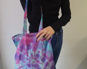 Tie Dye Bag, Canvas Bag, Tote Bag, Tie Dye Art, Tie Dye Fabric, Tie Dye Tote Bag, Canvas Tote Bag, Cotton Tote Bag, Gifts, Tie Dye Gifts,Art
