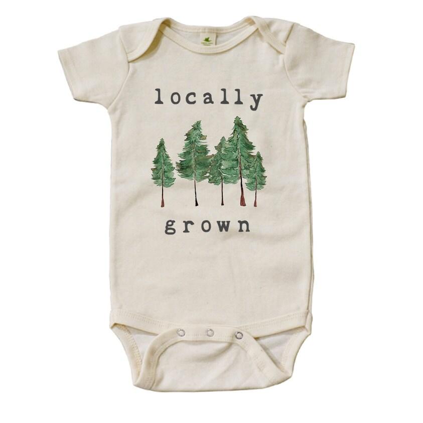 Organic Locally Grown Forest Edition esie by MiniAndMeep