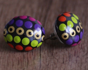 Jewellery Earrings E25 Allsorts
