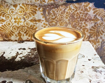 Coffee Series: Cappuccino 5x5 in.